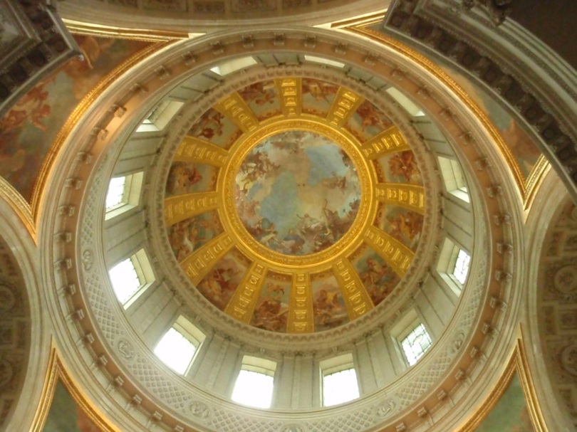 Ceiling of the Dome Church