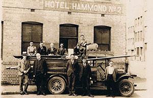 Rev Bob Hammond,