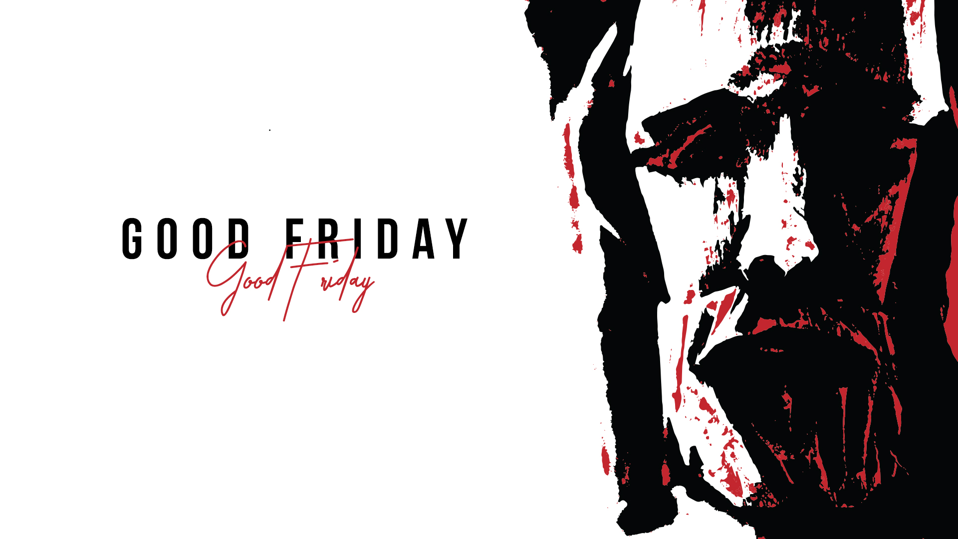 Good-Friday, Jesus crucified, Pslam 22